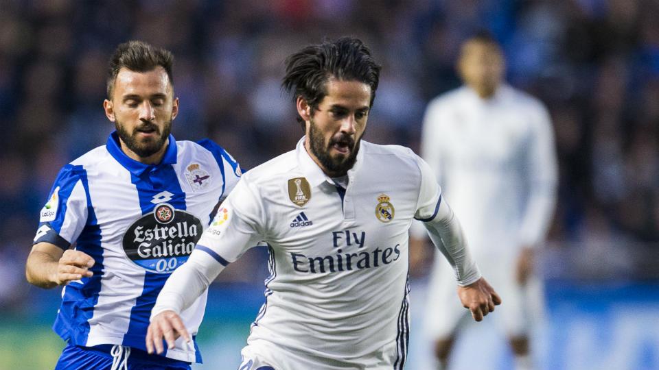 Penampilan Isco dalam memimpin serangan sukses bawa Madrid raih kemenangan besar