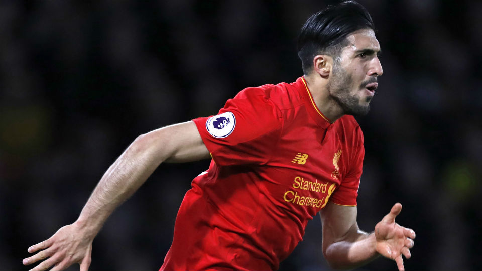 Gol tunggal Emre Can bawa Liverpool raih kemenangan di markas Watford